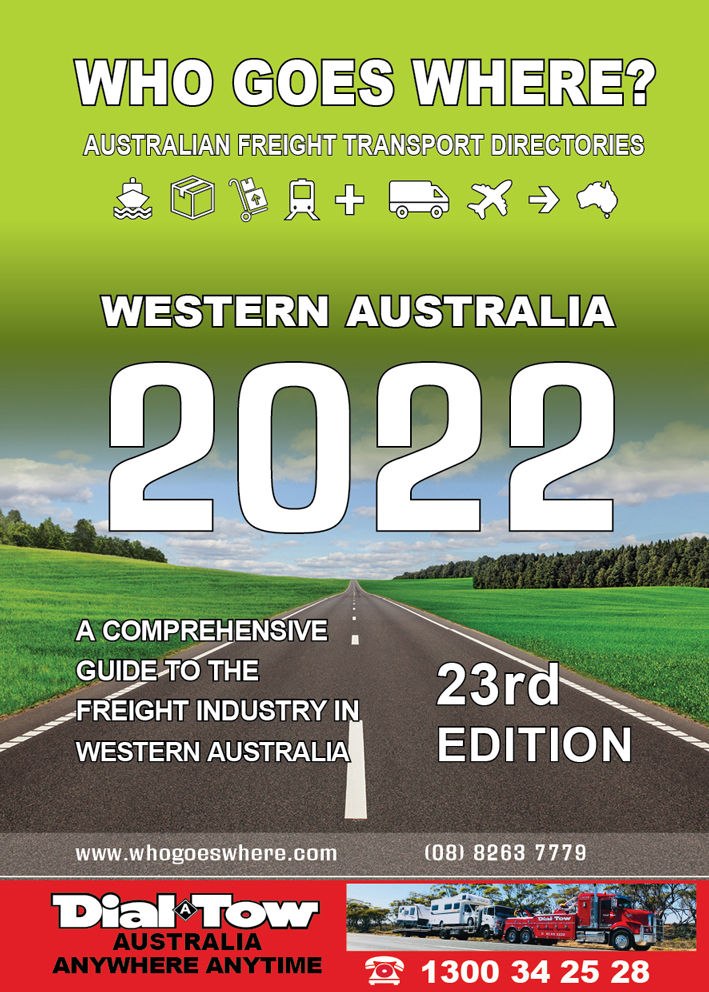 Who Goes Where? - Western Australia edition product image