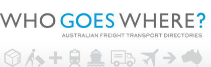 Freight & Logistics Directory > Who Goes Where